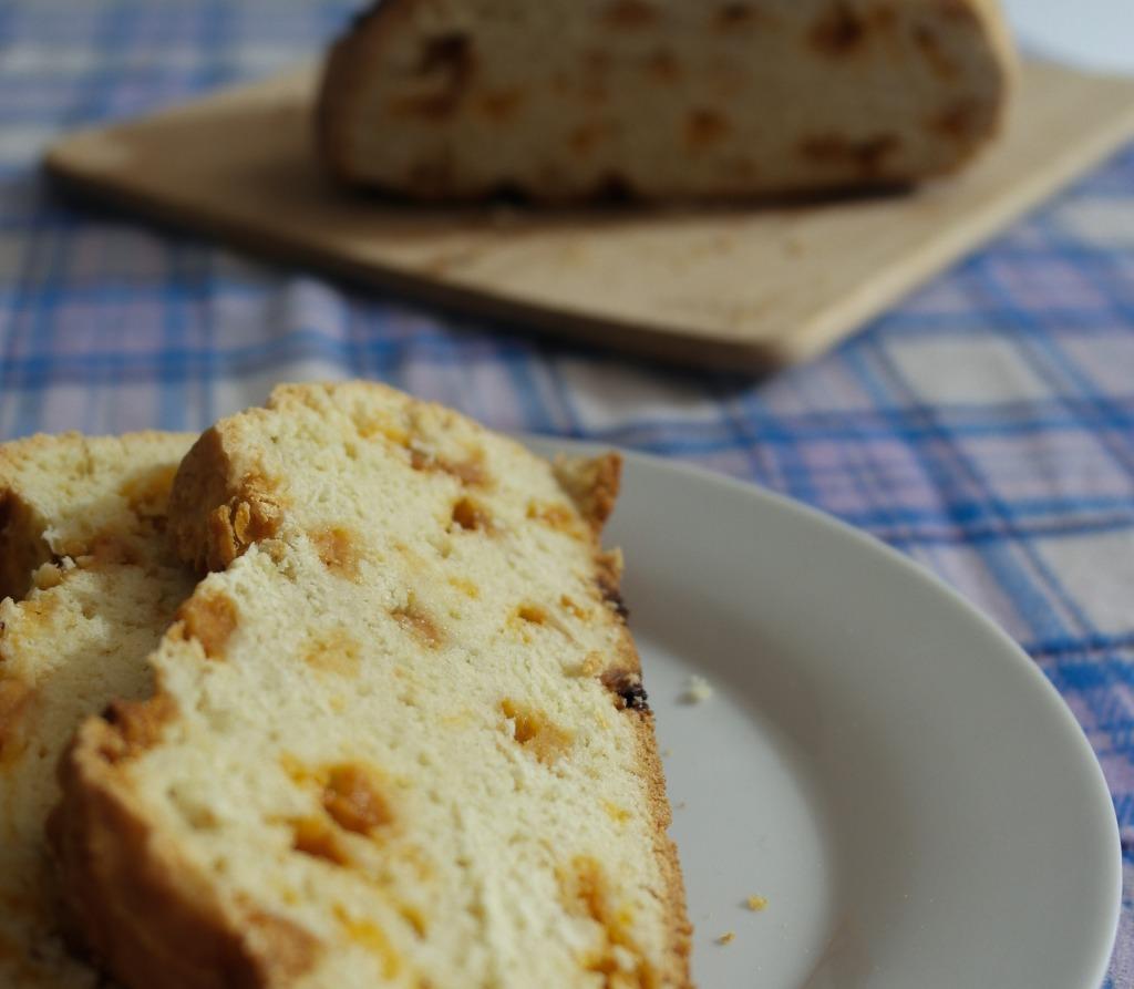Butterscotch Irish Soda Bread