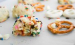 White Chocolate Pretzel Cookies