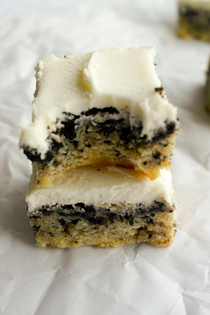 Oreo Swirls Bars