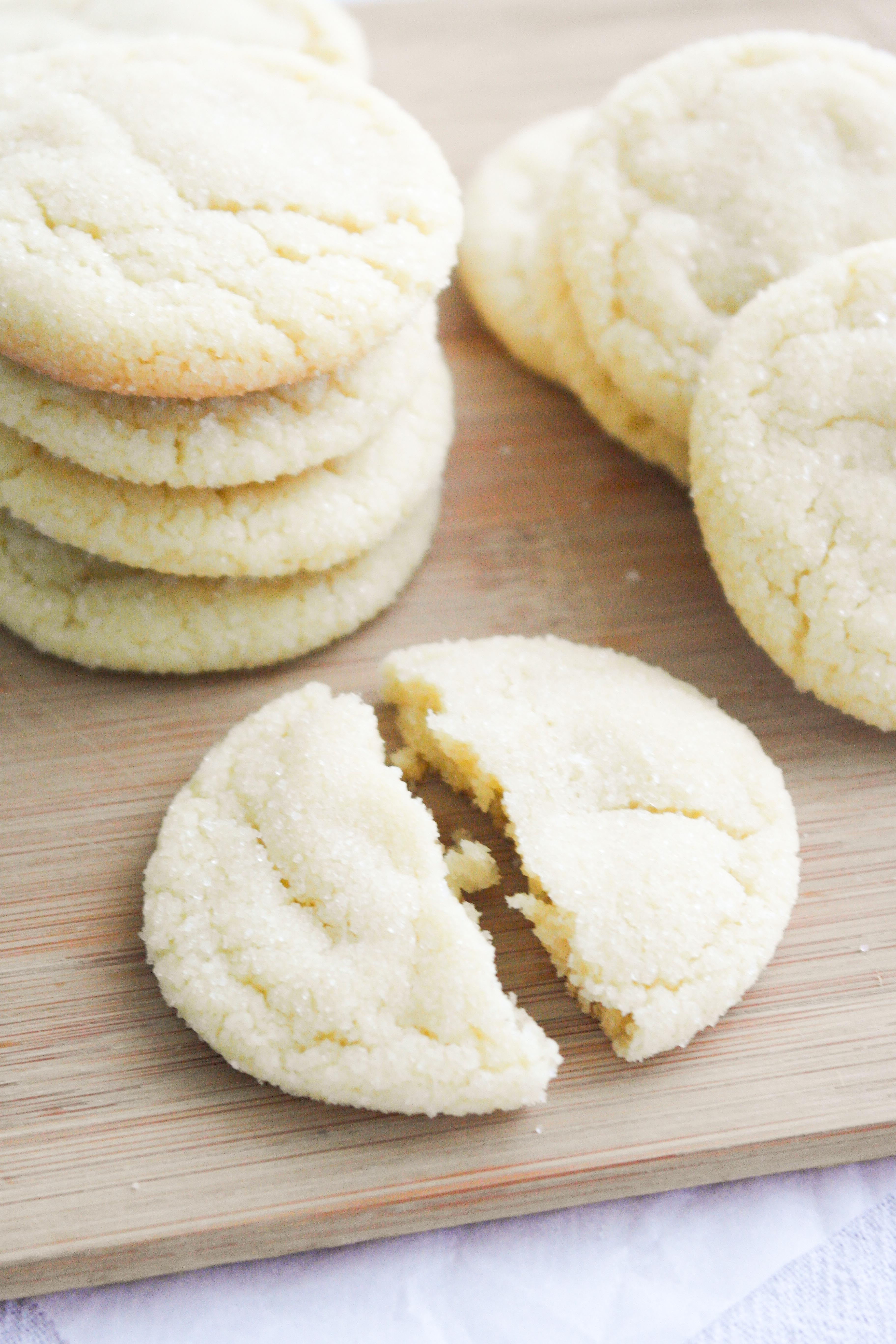 The Best Sugar Cookies – Baking Is A Science