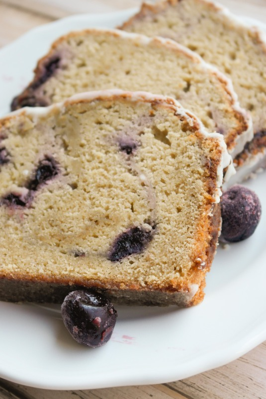 Brown Sugar Almond Pound Cake