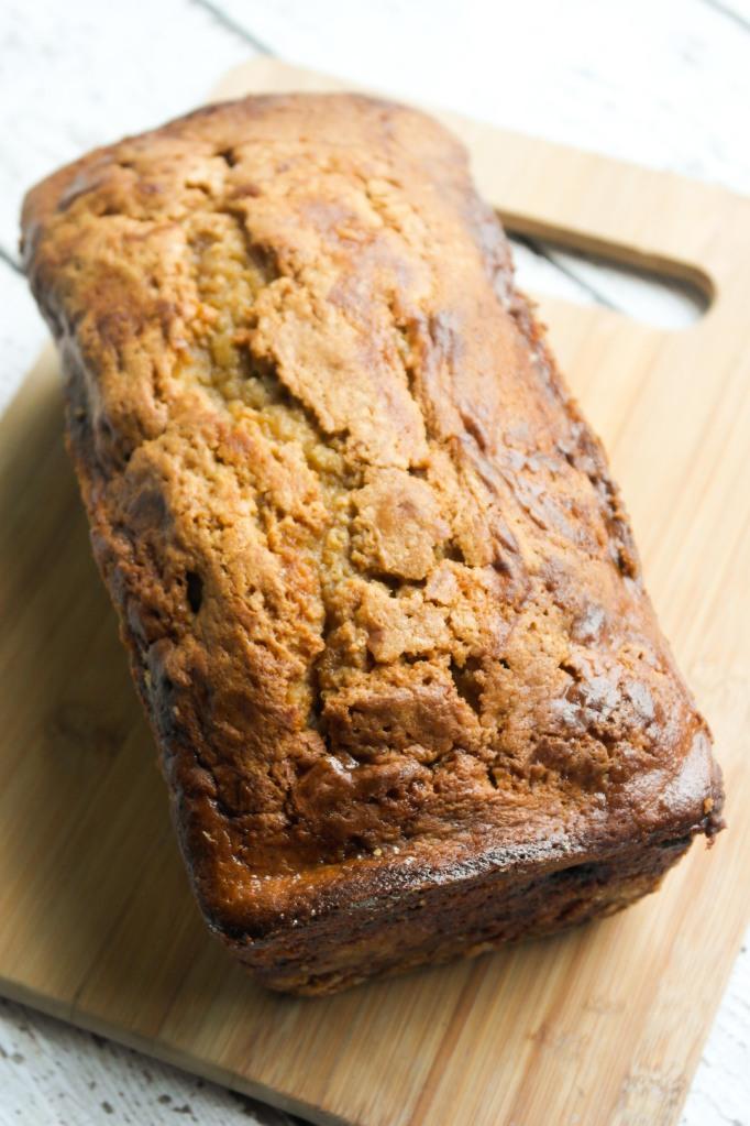Brown Sugar Almond Pound Cake