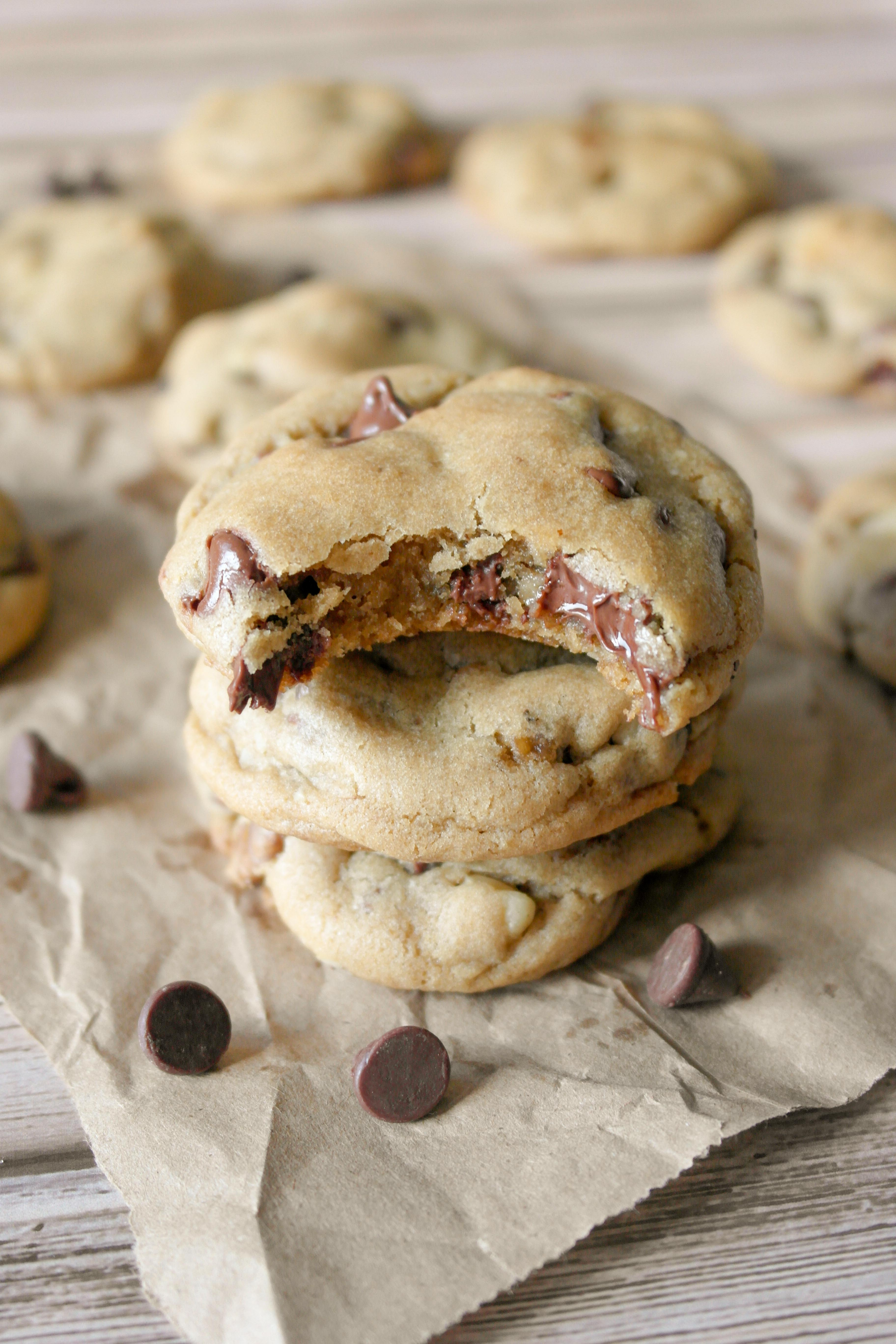 The Best Chocolate Chip Cookies – Baking Is A Science