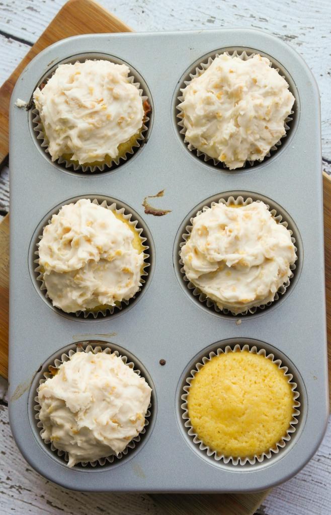 Cornbread Cupcakes
